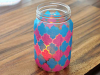 Quatrefoil Luminary