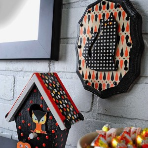 Make mini Halloween decorations
