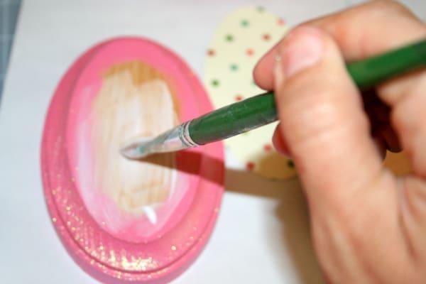 Glue Paper Down