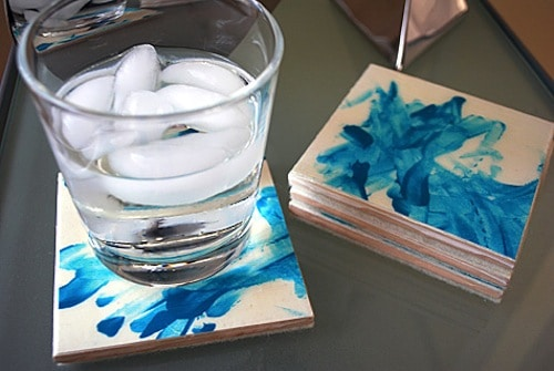 make-modern-tile-coasters-the-fingerpainting-edition