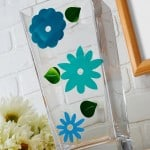 Do you want cool homemade decorations for your glass or windows? Use Mod Podge to make your own diy window clings - a great kids' craft!
