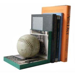 Make Baseball Bookends