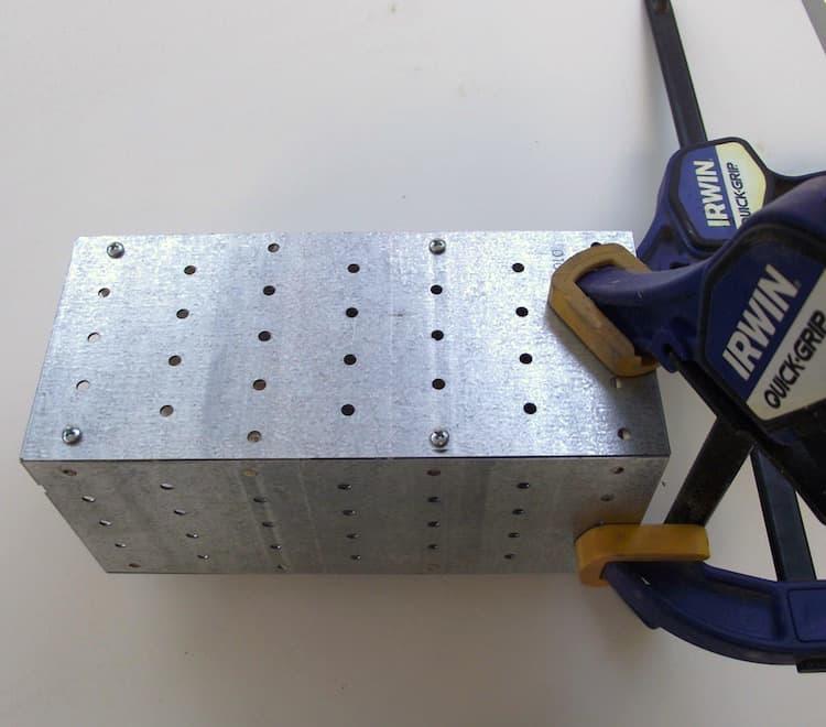 9A Clamp and rest