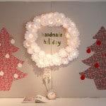 Martha Stewart holiday craft event at Pins and Needles