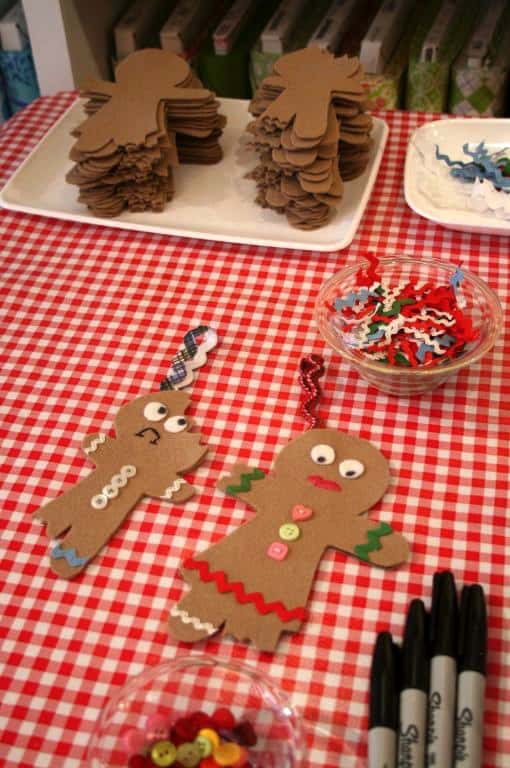 christmas crafts to make martha stewart craft event at pins and needles 28773