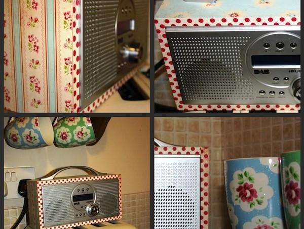 Mod Podge radio