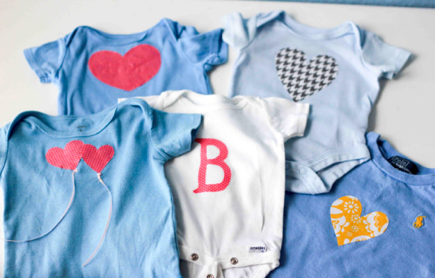 Make DIY onesies