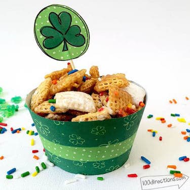 Do you love leprechauns, rainbows and pots of gold? Download these FREE 20 St. Patrick's Day printables to celebrate this Irish holiday!