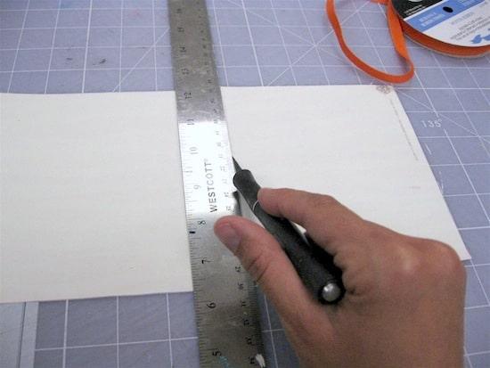 Cut the Paper Again