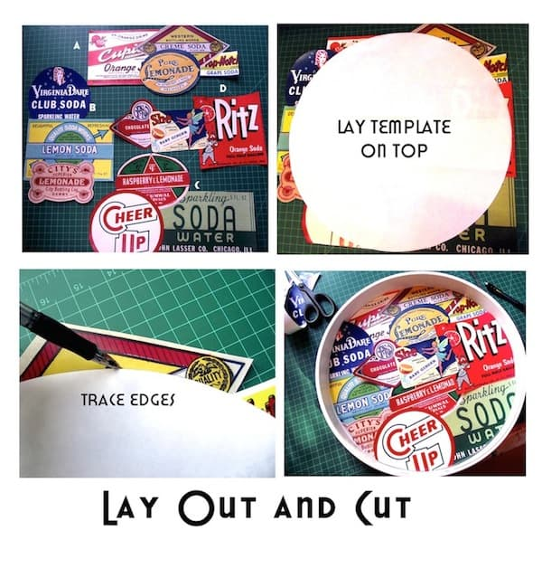 Lay Out and Cut