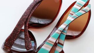 Personalized Sunglasses - Two Ways!