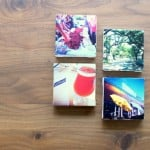 Make a mini Mod Podge Instagram canvas