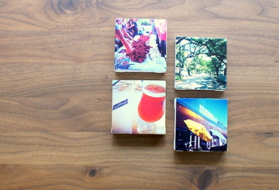 It's one of my favorite apps on my smartphone - here's a great tutorial for making a mini Instagram canvas using Mod Podge. It's fun and easy!