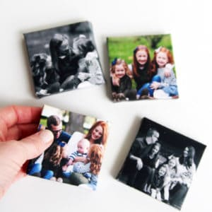 How to make Instagram mini canvases