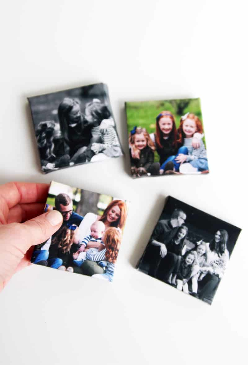 It's one of my favorite apps on my smartphone - here's a great tutorial for making Instagram mini canvases using Mod Podge. It's fun and easy!