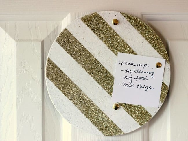 diy cork boards from ikea trivets mod podge rocks. Black Bedroom Furniture Sets. Home Design Ideas