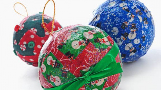 Fun and Easy DIY Kids Christmas Ornaments