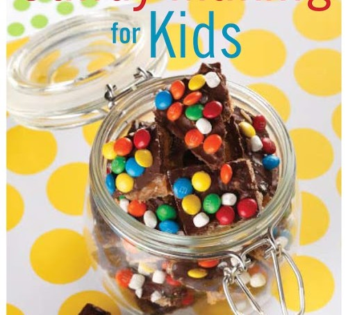 Candy Making for Kids book review