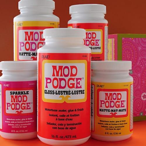 The Ultimate Collection of Mod Podge Crafts! - Mod Podge Rocks