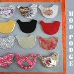 Altering Mod Podge Podgeables