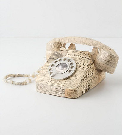 paper covered phone
