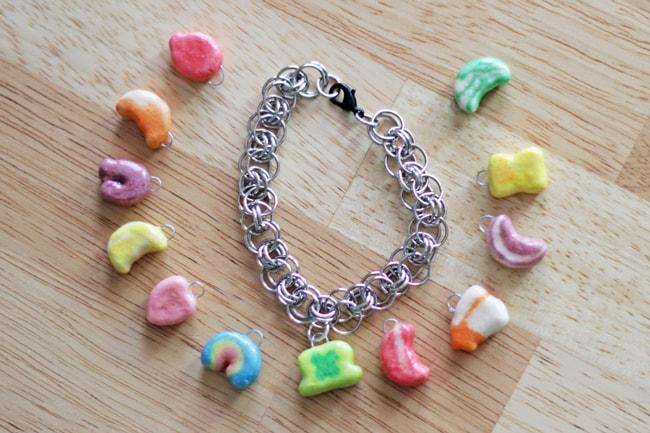 Lucky<br /> Charms Bracelet