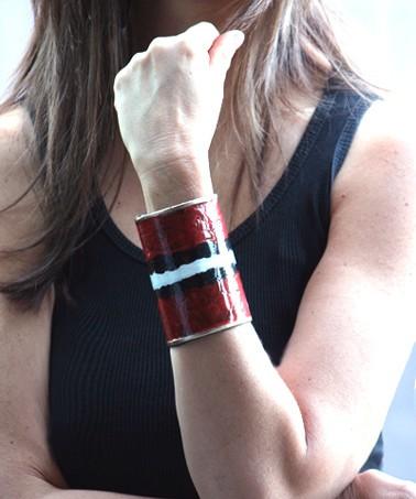 cuff can bracelet