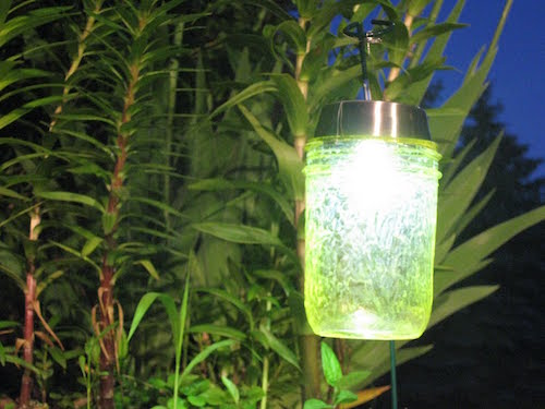 Make a DIY solar light