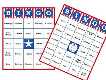 United States of Bingo