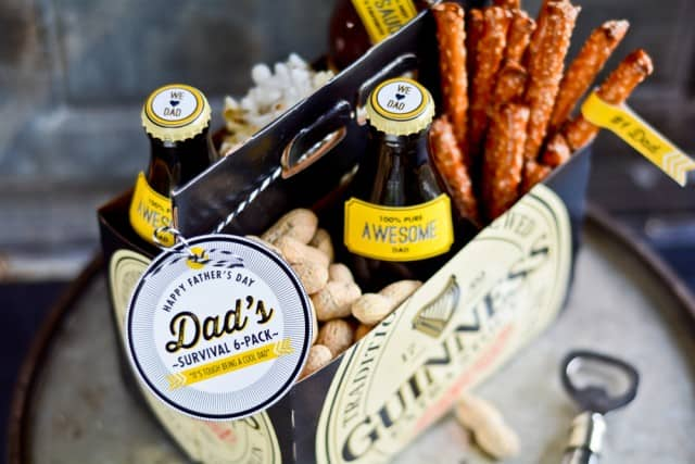 Father's Day Survival Printable Pack