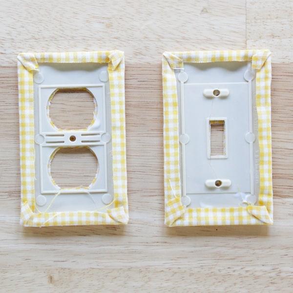 Easy Decorative Switch Plates With Mod Podge Mod Podge Rocks