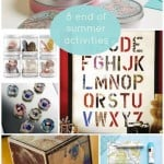 8 end of summer activities for the family