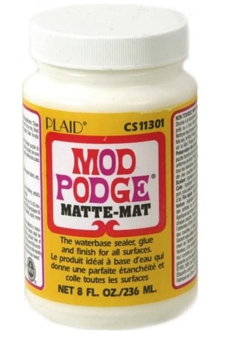 Mod Podge formula