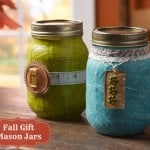 Easy Mason Jar Crafts for Fall