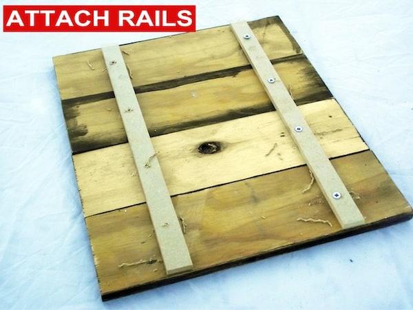Attach Rails