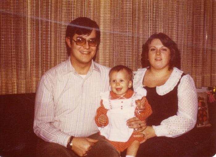 The Hippie Family 1977