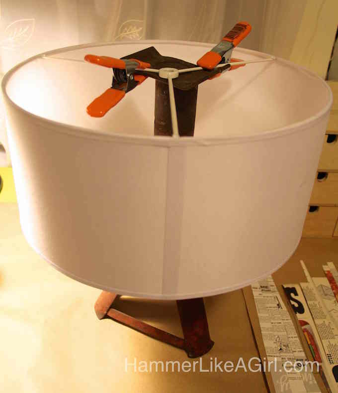 Lampshade_clamped