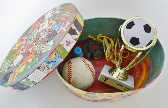 mod lodged treasure box