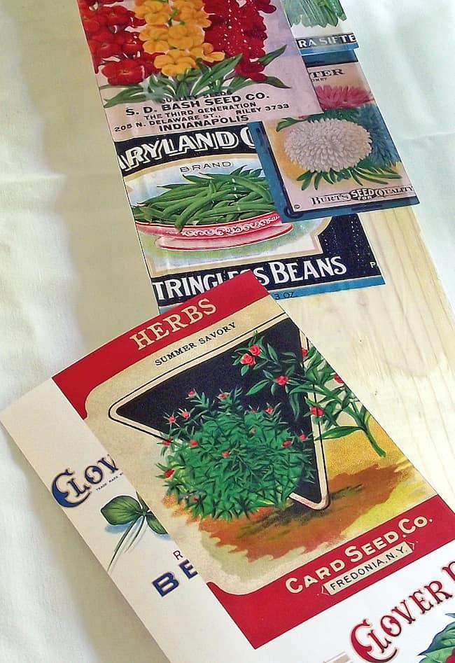 Mod-Podge-Backer-for-Mason-Jar-Herb-Garden
