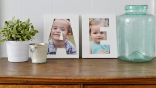 This DIY Photo Art Is Perfectly Personalized