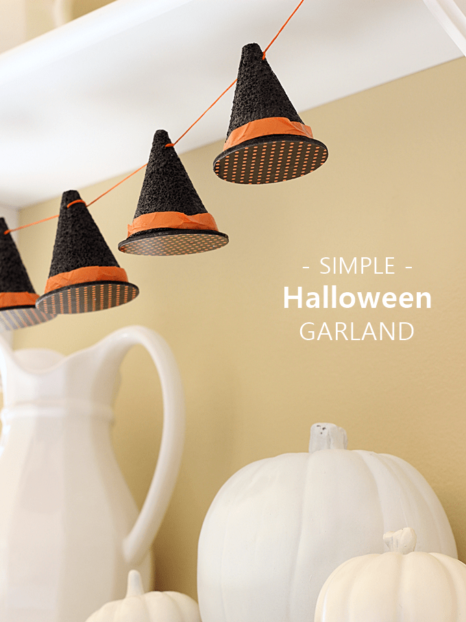 use wood circles foam cones and decoupage medium to make the cutest little diy halloween