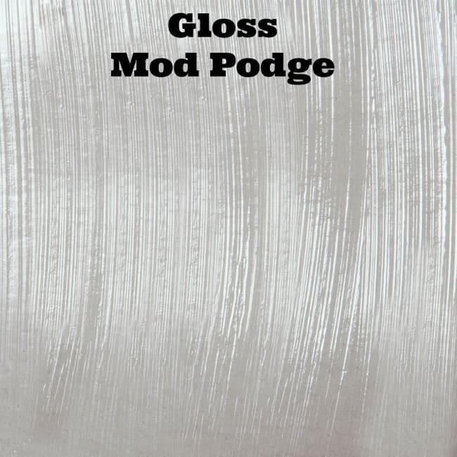 Gloss Mod Podge
