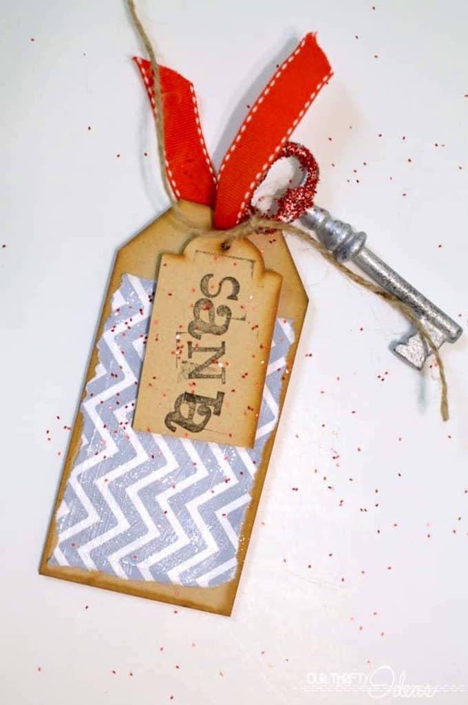 Key for Santa craft