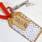 Santa magic key craft