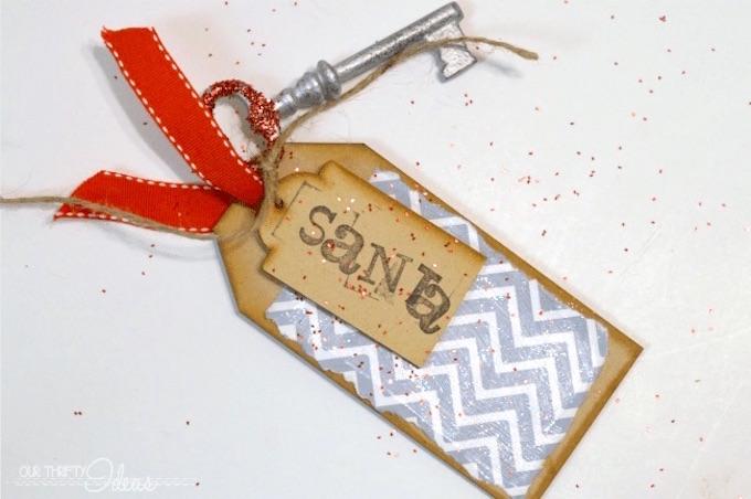 Santa Magic Key Craft (No Chimney Friendly!)