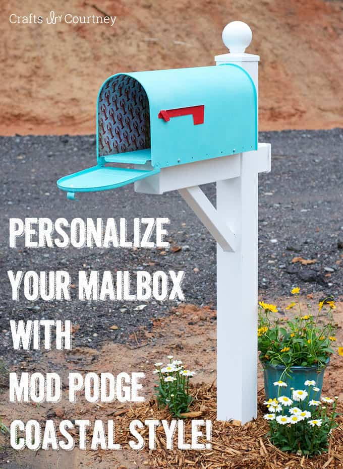 DIY Mailbox Makeover Your Neighbors Will Envy
