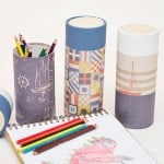 Easy kids craft: DIY pencil holders