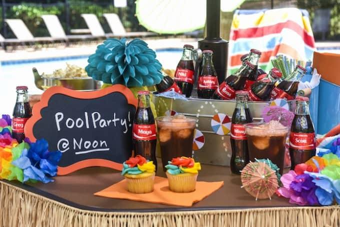 Coke Pool Party 2