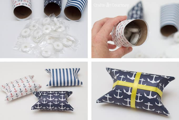 Easy Nautical Party Favors