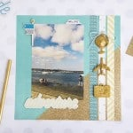 Learn how to make using scrapbook embellishments with Mod Melts and Molds! Perfect for capturing your memories on a page.